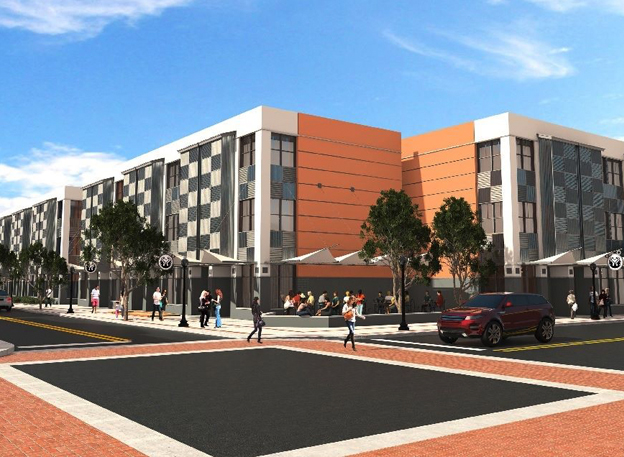 Construction Starts On Ay Village In Downtown Lakeland